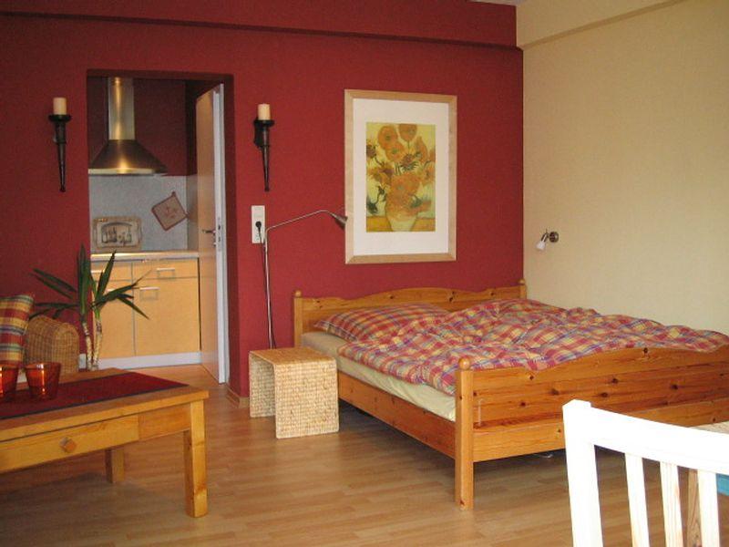 amrum ferienwohnungen isemann wohnung 15. Black Bedroom Furniture Sets. Home Design Ideas